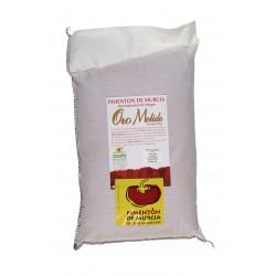 Pimenton desrabado d.o. Región de Murcia - Oro molido - Saco 5 kg