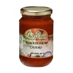 Tomate frito ecológico - Oro molido - Tarro de vidrio 345 gr