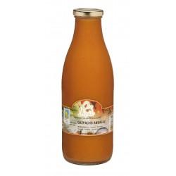 Gazpacho ecológico - Oro molido - Botella de vidrio 1 l