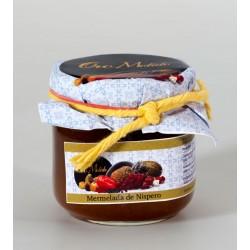 Mermelada de nispero - Oro molido - Tarro vidrio 210 gr
