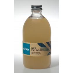 Gel de baño con aceite de oliva ecológico - ecoato - Botella pet 1,5 l