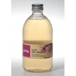 Gel de baño con aceite de almendra ecológico - ecoato - Botella pet 1,5 l