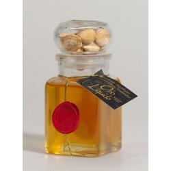 Miel de azahar con almendra tostada - Oro liquido - Tarro vidrio 200 + 25 gr