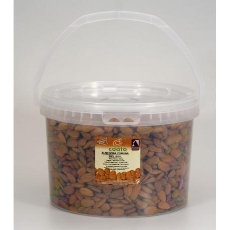 Almendra comuna piel - Coato - Cubo 5 kg