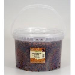 Almendra marcona piel frita con sal - Coato - Cubo 5 kg