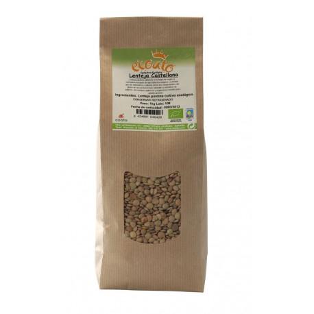 Lenjeta castellana ecológica - ecoato - bolsa papel 1 kg