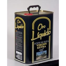Aceite de oliva virgen extra. ORO LIQUIDO. Lata 3 L.