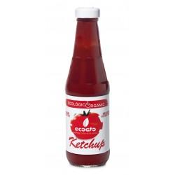 Ketchup ecológico-tarro de vidrio 270 ml