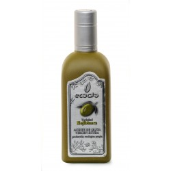 Aceite de Oliva Virgen Extra Ecológico - ECOATO. Edición Limitada. Variedad Hojiblanca. Presentado en Botella pintada 500 ml.