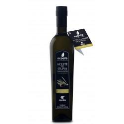 Aceite de Oliva Virgen Extra Ecológico - ECOATO. Edición Limitada. Variedad Arbequina.  500 ml.