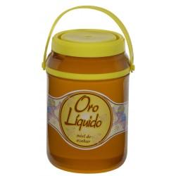 Miel de azahar - Oro liquido - Bote pet 1 kg