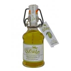Aceite virgen extra ecológico - ecoato - Botella de vidrio vesubio 40 ml
