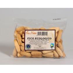 Pico con aceite de oliva ecológico - Oro molido - Bolsa 150 gr
