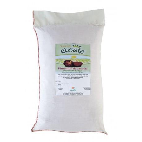 Pimentón ecológico d.o. Región de Murcia - Saco 5 kg