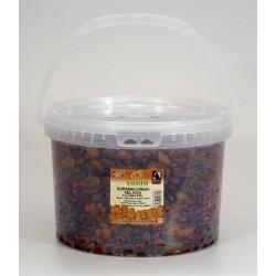 Almendra comuna piel frita con sal - Coato - Cubo 5 kg