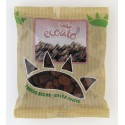 Almendra marcona piel ecológica frita con sal - ecoato - Bolsa 250 gr