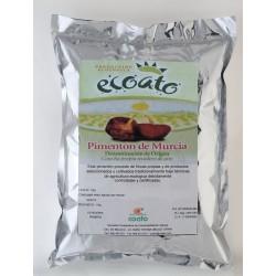 Pimentón ecológico d.o. Región de Murcia - Bolsa metalizada 1 kg