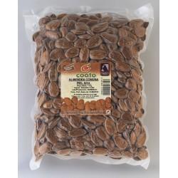 Almendra comuna piel - Coato - Bolsa vacio 1 kg