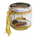 Mermelada de cava - Oro molido - Tarro vidrio 210 gr