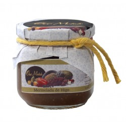 Mermelada de higo - Oro molido - Tarro vidrio 210 gr