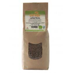 Lenteja pardina ecológica - ecoato - bolsa papel 1 kg