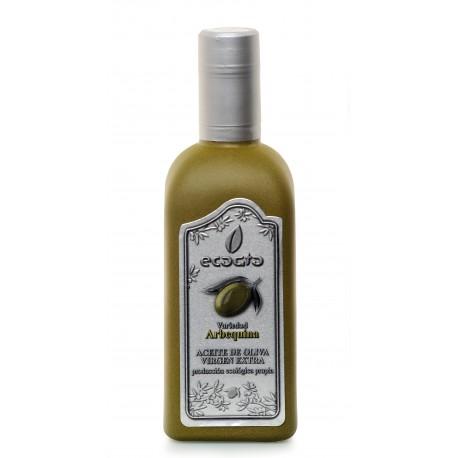 Aceite de Oliva Virgen Extra Ecológico - ECOATO. Edición Limitada. Variedad Arbequina. Presentado en Botella pintada 500 ml.