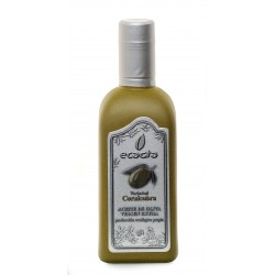 Aceite de Oliva Virgen Extra Ecológico - ECOATO. Edición Limitada. Variedad Cornicabra. Presentado en Botella pintada 500 ml.