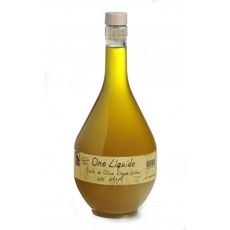 Aceite de Oliva Virgen Extra. En Rama. 1L.