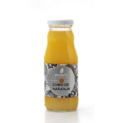 Zumo de naranja ecológico - Oro molido - Botella de vidrio 200 cl