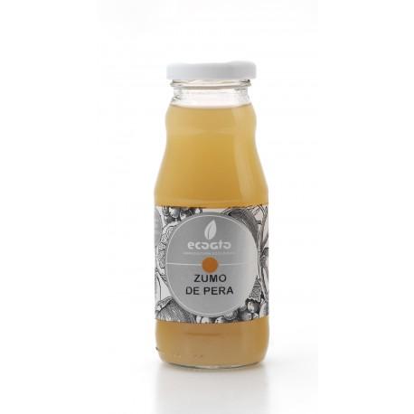 Zumo de de pera ecológico - Oro molido - Botella de vidrio 200 cl