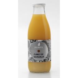 Zumo de naranja ecológico  - Oro molido - Botella de vidrio 1 l