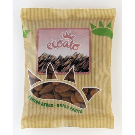 Almendra comuna piel ecológica - ecoato - Bolsa 250 gr