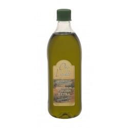 Aceite virgen extra - Oro liquido - Botella pet cuadrada 1l
