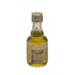 Aceite virgen extra - Oro liquido - Botella vidrio galon 40 ml